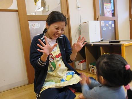 川崎市内の保育園、療育センターでのお仕事